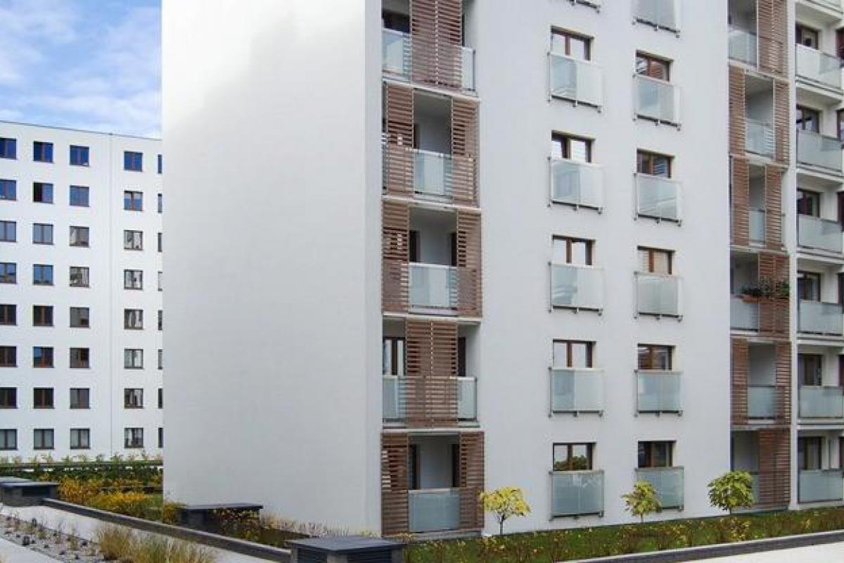 Radziwie 3 - Warszawa, Powązki, ul. Radziwie, Przedsiębiorstwo Budowlane Konstanty Strus  - zdjęcie 1