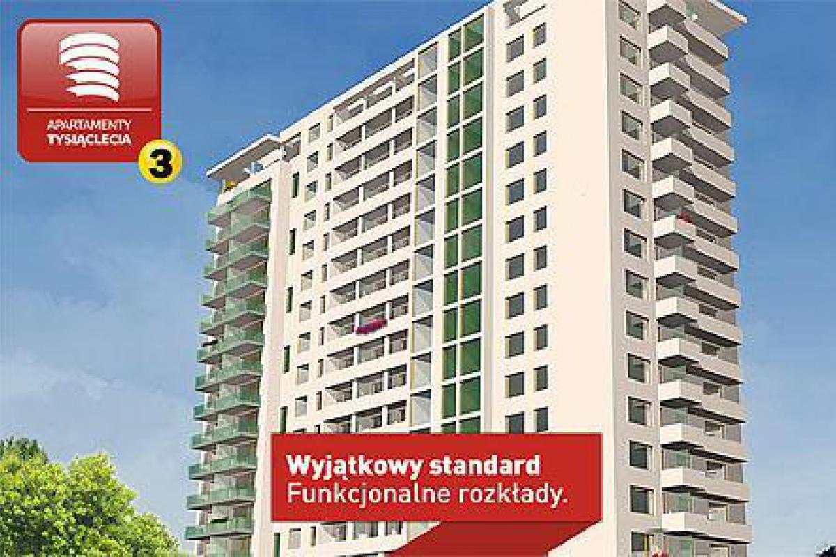 Apartamenty Tysiąclecia III - Białystok, Białostoczek, Al. Tysiąclecia Państwa Polskiego, Rogowski Development Sp. z o.o. - zdjęcie 1