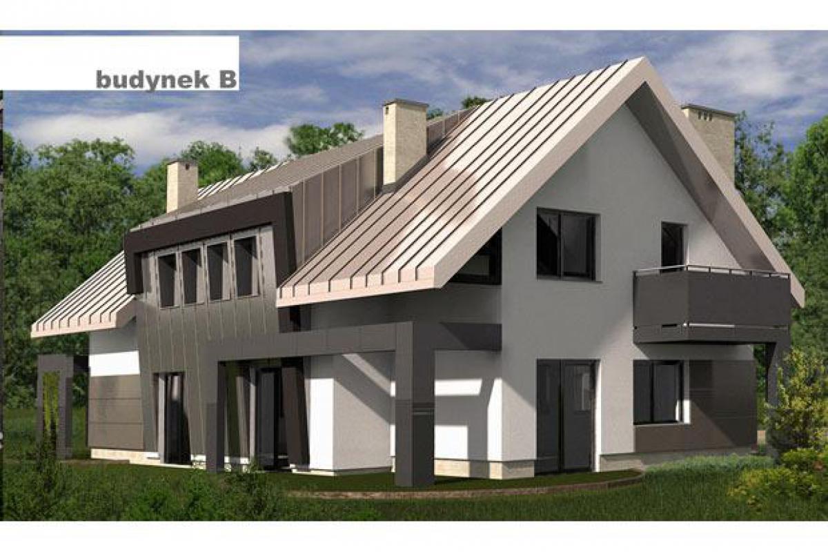 Parkowy Zaułek - Kraków, Swoszowice, ul. Moszyńskiego, AW Inwest Sp. z o.o. - zdjęcie 1