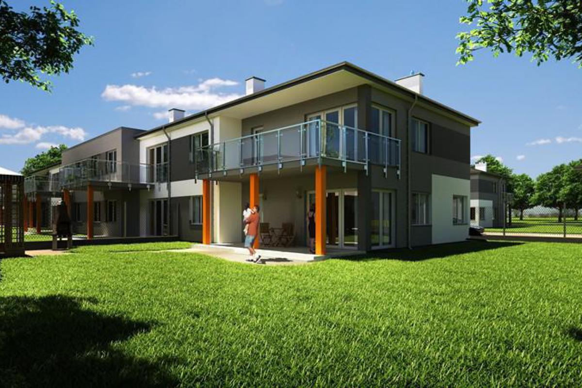 Mirabelkowa Aleja - Apartamenty - Łódź, Grabienice, ul. Podchorążych 49, Real Development Group Sp. z o.o. Sp.K. - zdjęcie 1