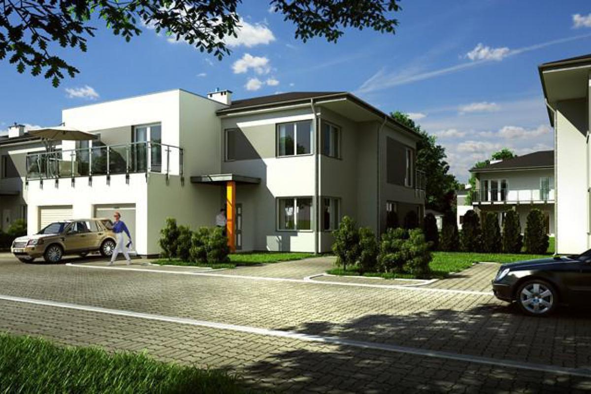 Mirabelkowa Aleja - Apartamenty - Łódź, Grabienice, ul. Podchorążych 49, Real Development Group Sp. z o.o. Sp.K. - zdjęcie 2