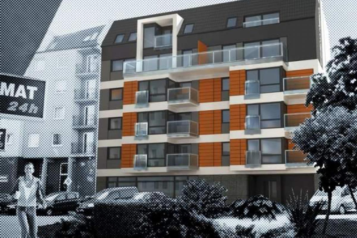 Apartamenty Poznańska 5 - Poznań, Jeżyce - Osiedle, ul. Poznańska 5, Moderne Sp.j. - zdjęcie 1