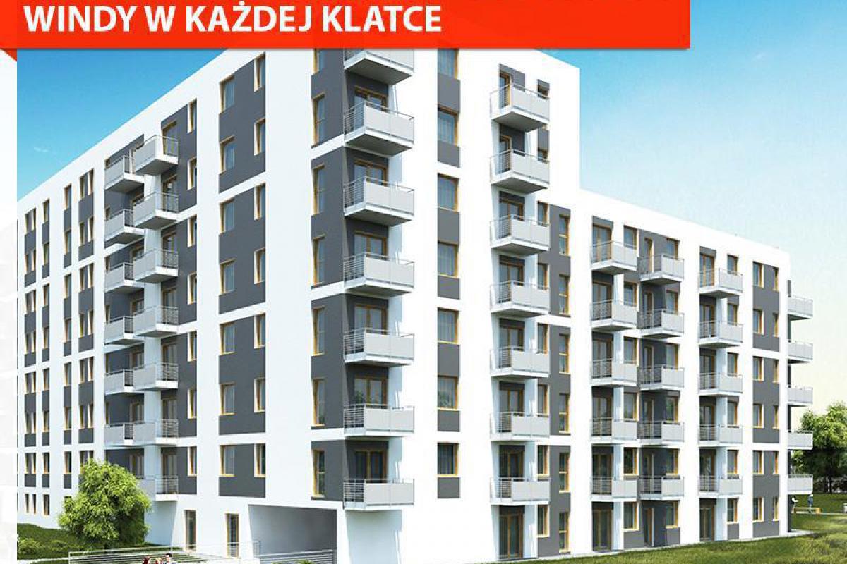 Murapol - Osiedle Murapol Poznańska - nowe mieszkanie już od 854 zł/miesięcznie - Kraków, Krowodrza, ul. Poznańska 7, Murapol S.A. - zdjęcie 3