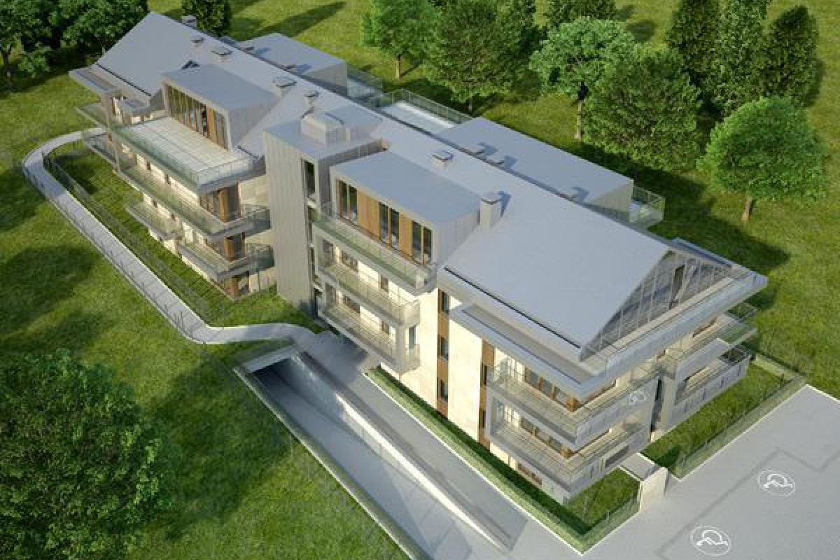 Błonia Residence - Kraków, Wola Justowska, ul. Leszczynowa 9, Temmerman Investment Sp. z o.o. - zdjęcie 4