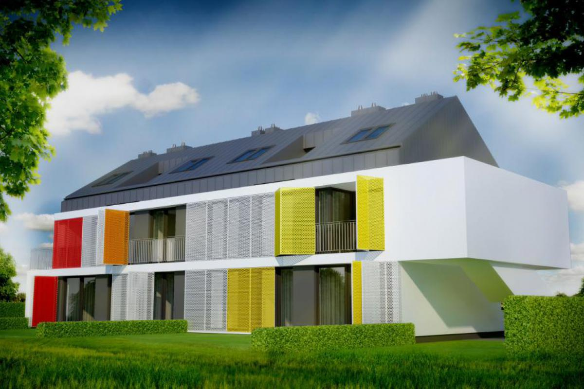 Osiedle Rainbow - Kraków, ul. Piaskowa, Modern Living Development Sp. z o.o. - zdjęcie 1