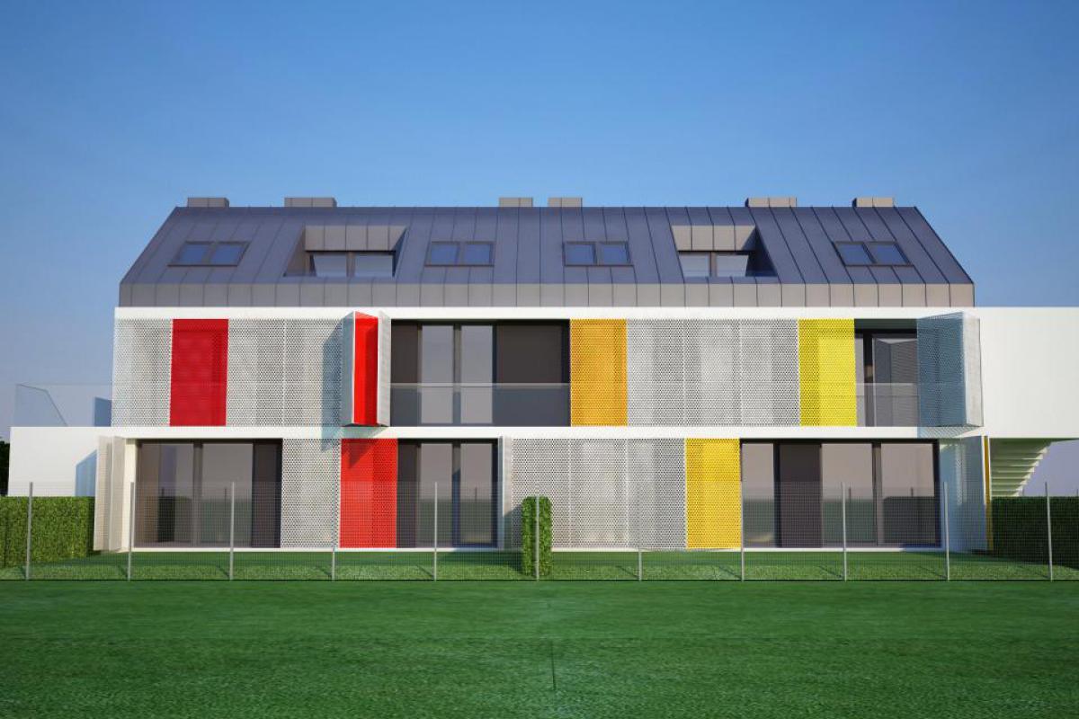 Osiedle Rainbow - Kraków, ul. Piaskowa, Modern Living Development Sp. z o.o. - zdjęcie 2