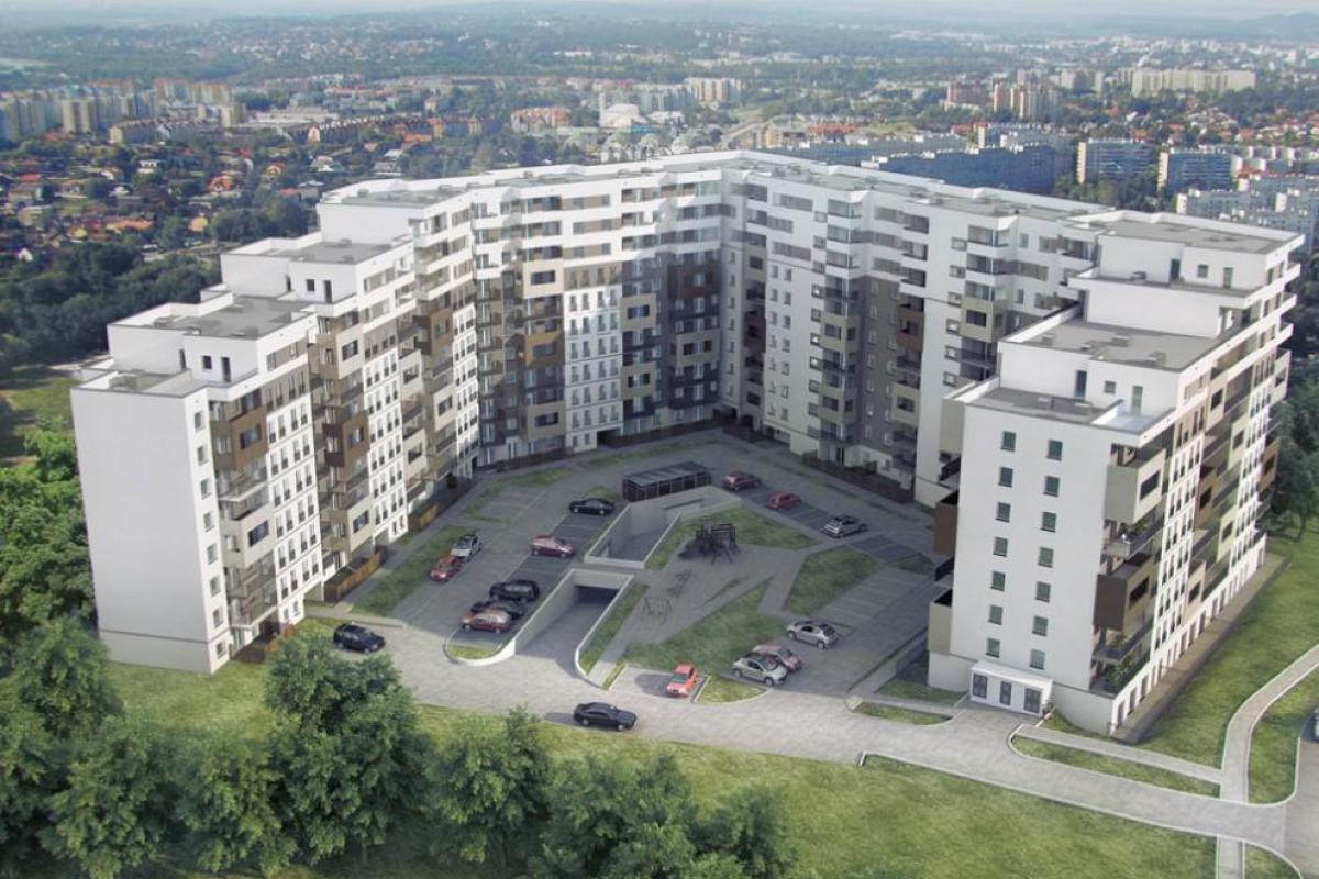 Nowe Bochenka - Kraków, Podgórze Duchackie, ul. Bochenka 25, Futureal Financing Pool Poland GP Sp. z o.o. Bochenka SKA - zdjęcie 2