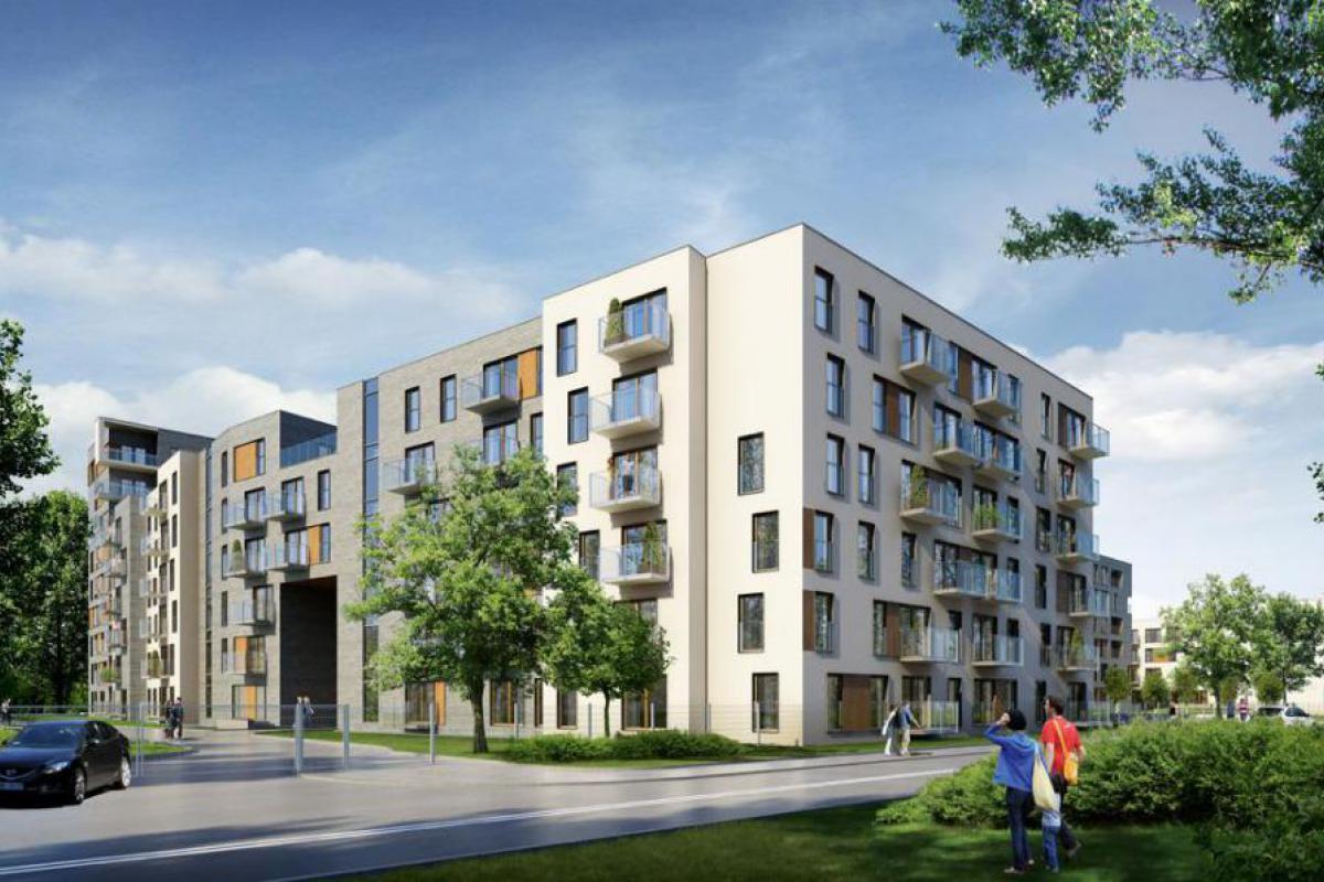 Apartamenty Novum - Kraków, Olsza, ul. Rakowicka, Hines Polska Sp. z o.o. - zdjęcie 1