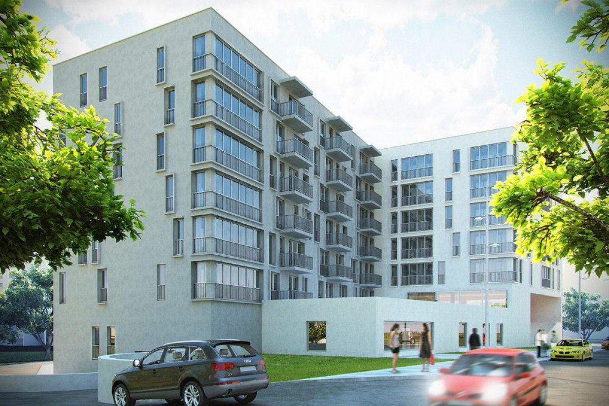 Apartamenty Na Polance Nad Odrą - Wrocław, Kleczków, ul. Na Polance, ANG Poland Sp. z o.o. - zdjęcie 1