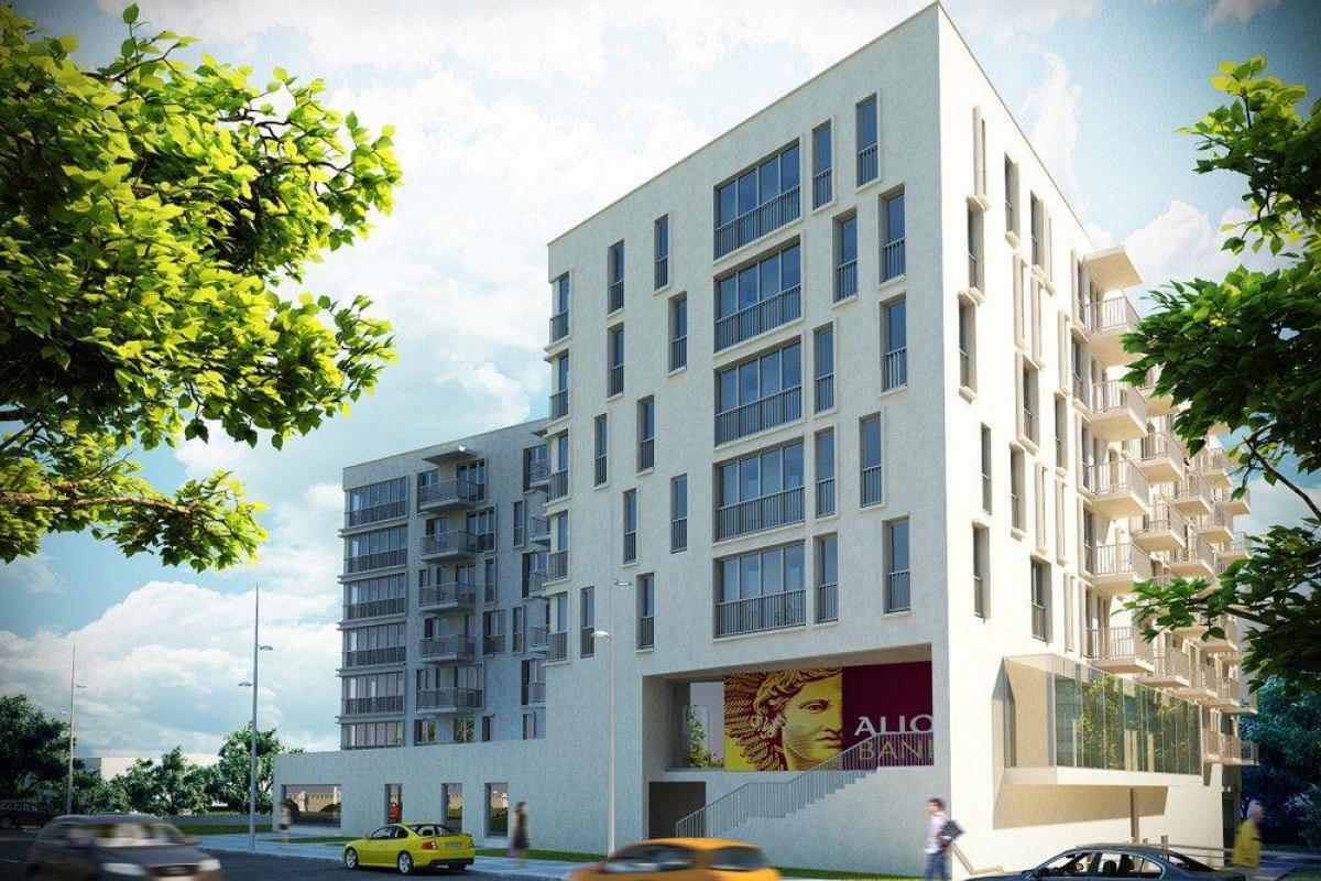 Apartamenty Na Polance Nad Odrą - Wrocław, Kleczków, ul. Na Polance, ANG Poland Sp. z o.o. - zdjęcie 2