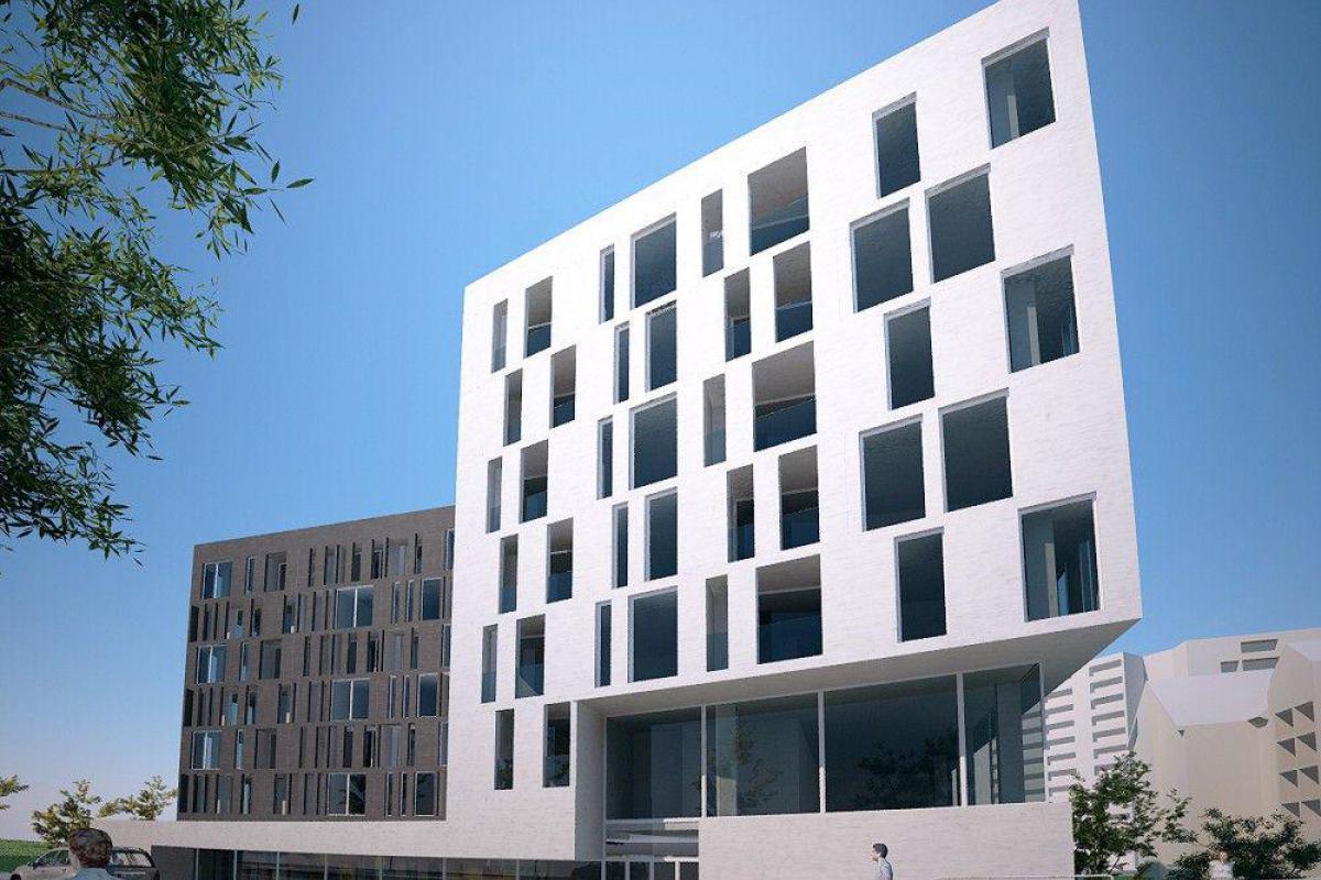 Apartamenty Na Polance Nad Odrą - Wrocław, Kleczków, ul. Na Polance, ANG Poland Sp. z o.o. - zdjęcie 3