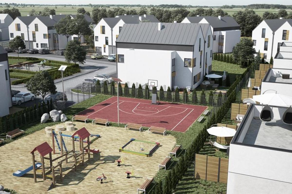 Nowe Koninko II - Koninko, ul. Pisarska, Skaland Sp. z o.o. Ska - zdjęcie 1