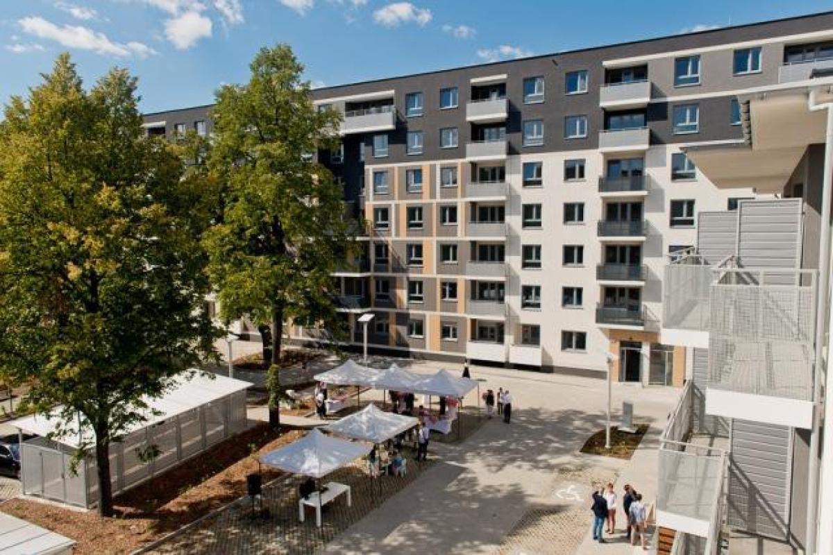 Lokum Viva - Wrocław, Szczepin, ul. Litomska, Lokum Deweloper S. A. - zdjęcie 2