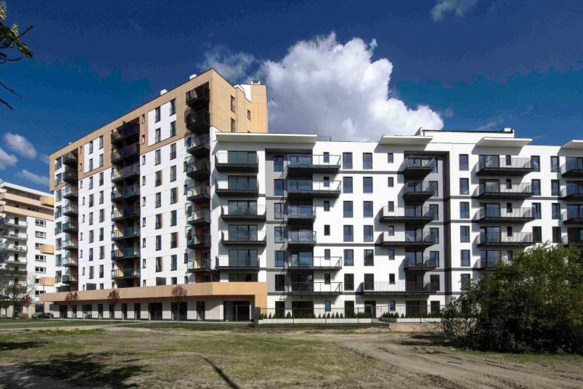 Metrobielany budynek B – NOWY ETAP - Warszawa, Wawrzyszew, ul. Nocznickiego 25, TK Development - zdjęcie 7