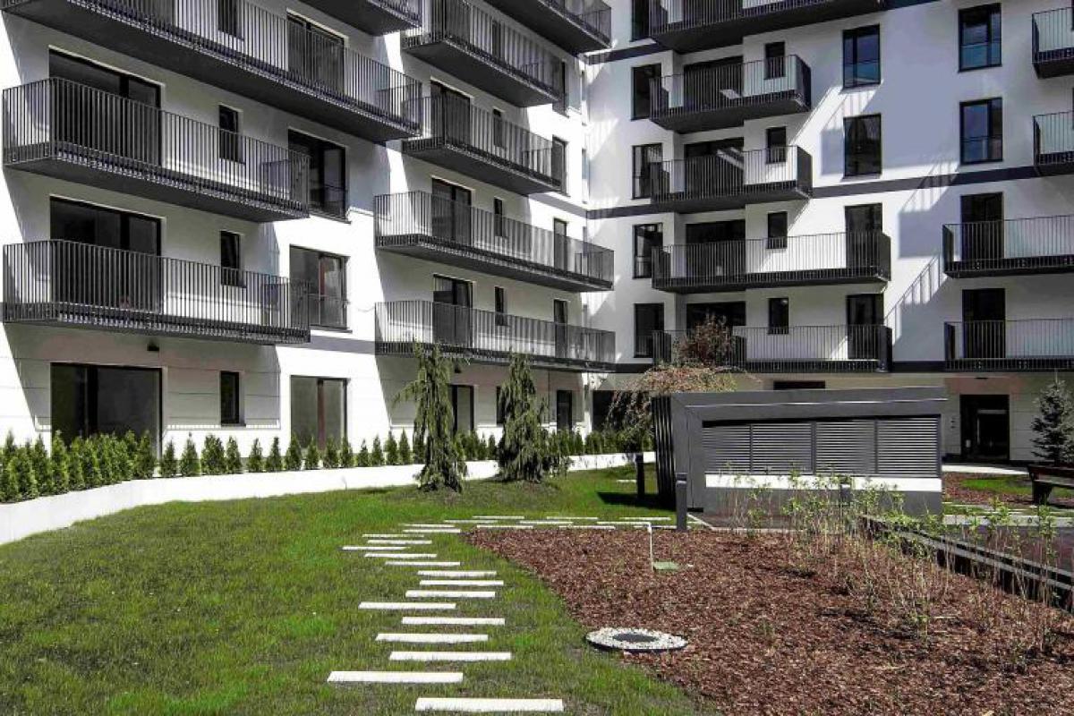 Metrobielany budynek B – NOWY ETAP - Warszawa, Wawrzyszew, ul. Nocznickiego 25, TK Development - zdjęcie 5