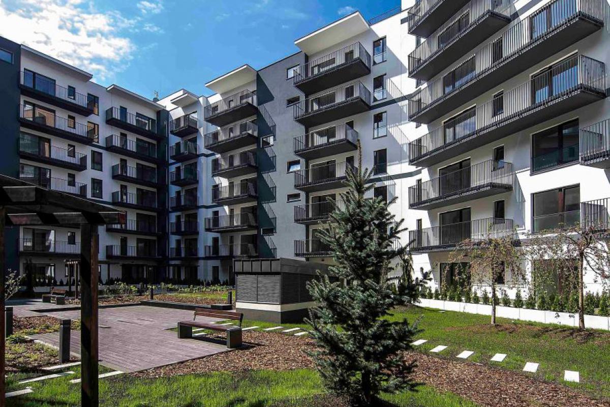 Metrobielany budynek B – NOWY ETAP - Warszawa, Wawrzyszew, ul. Nocznickiego 25, TK Development - zdjęcie 6