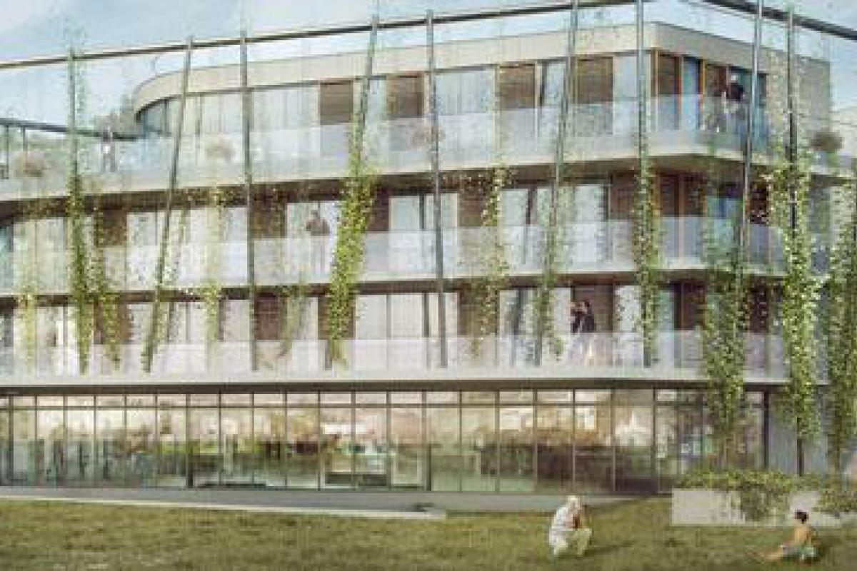 Apartamenty Antracita - Kraków, Półwsie Zwierzynieckie, ul. Piastowska, Proxima - Service Sp. z o.o. - zdjęcie 2