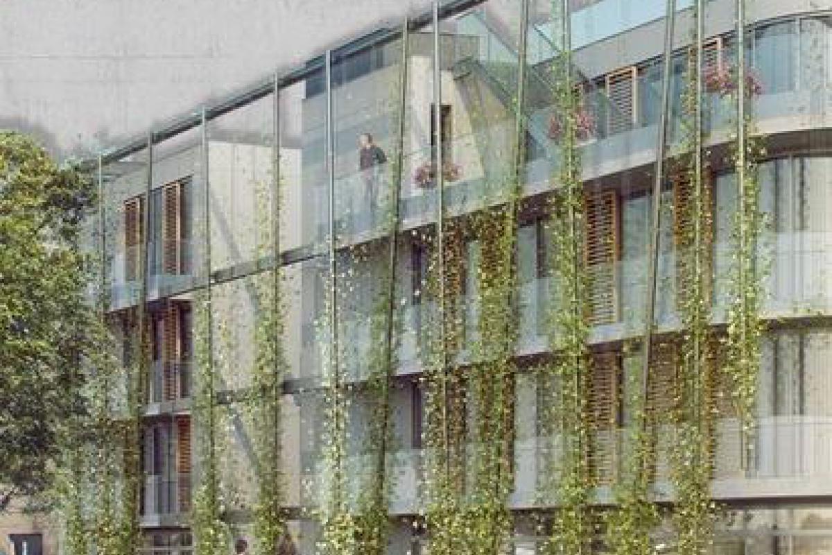 Apartamenty Antracita - Kraków, Półwsie Zwierzynieckie, ul. Piastowska, Proxima - Service Sp. z o.o. - zdjęcie 3