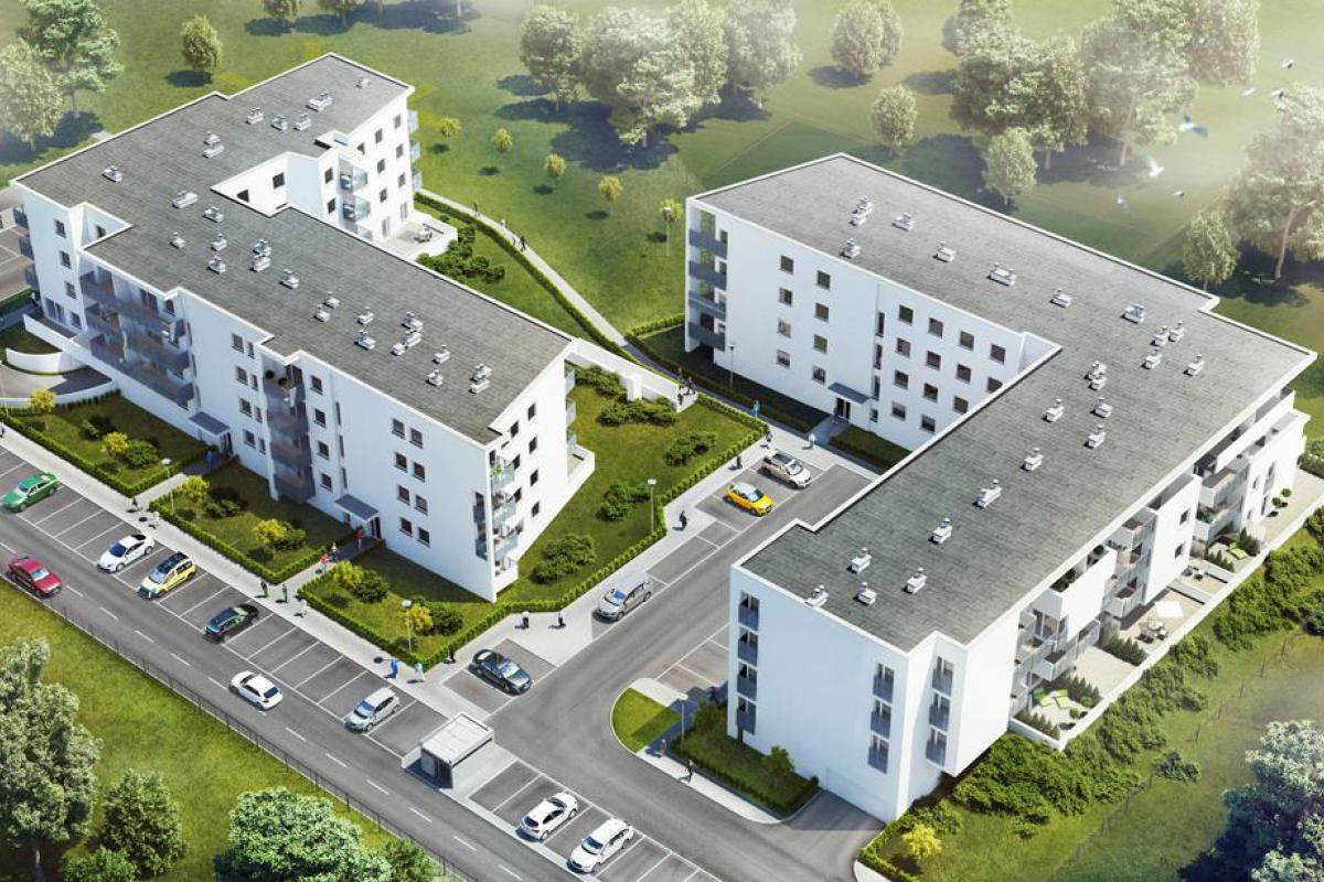 Osiedle Brzozy 3 - Lublin, Wrotków, ul. Dunikowskiego 19B, INTERBUD LUBLIN S.A. - zdjęcie 3