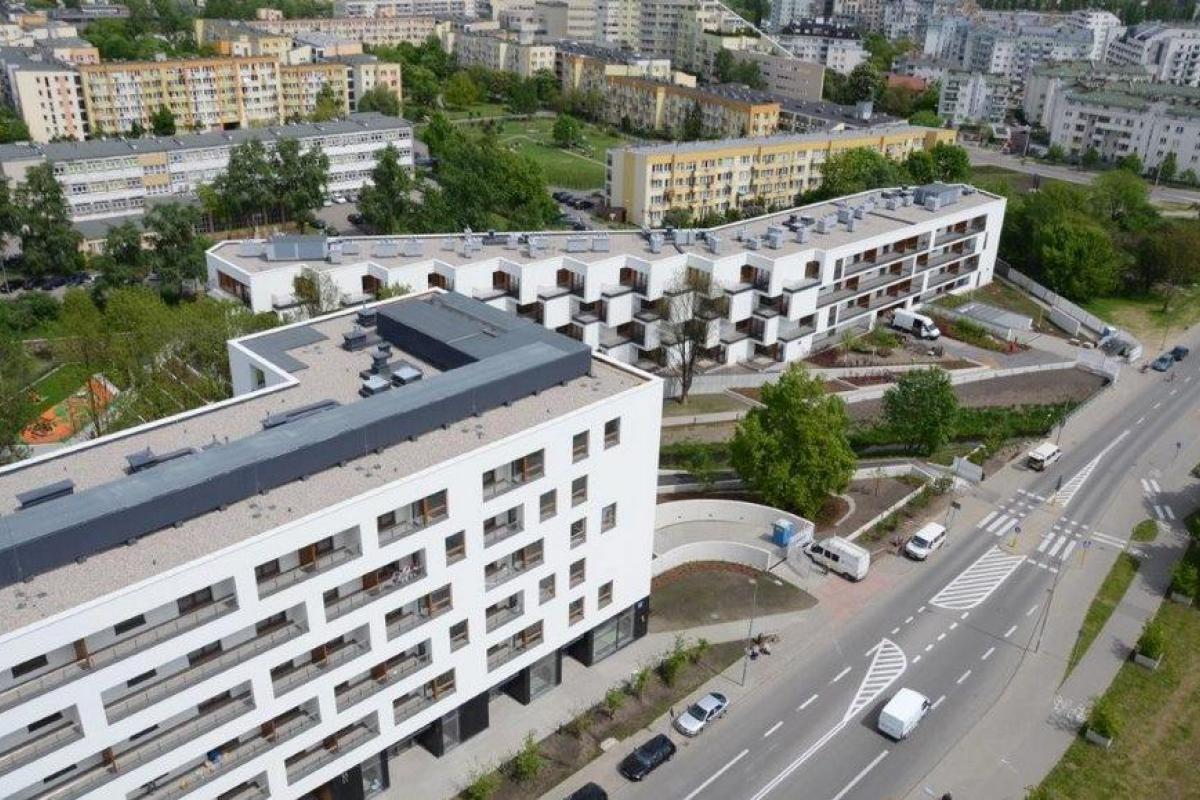 Apartamenty Saska nad Jeziorem - Warszawa, Gocław, ul. gen. Stanisława Skalskiego, Dom Development S.A. - zdjęcie 2