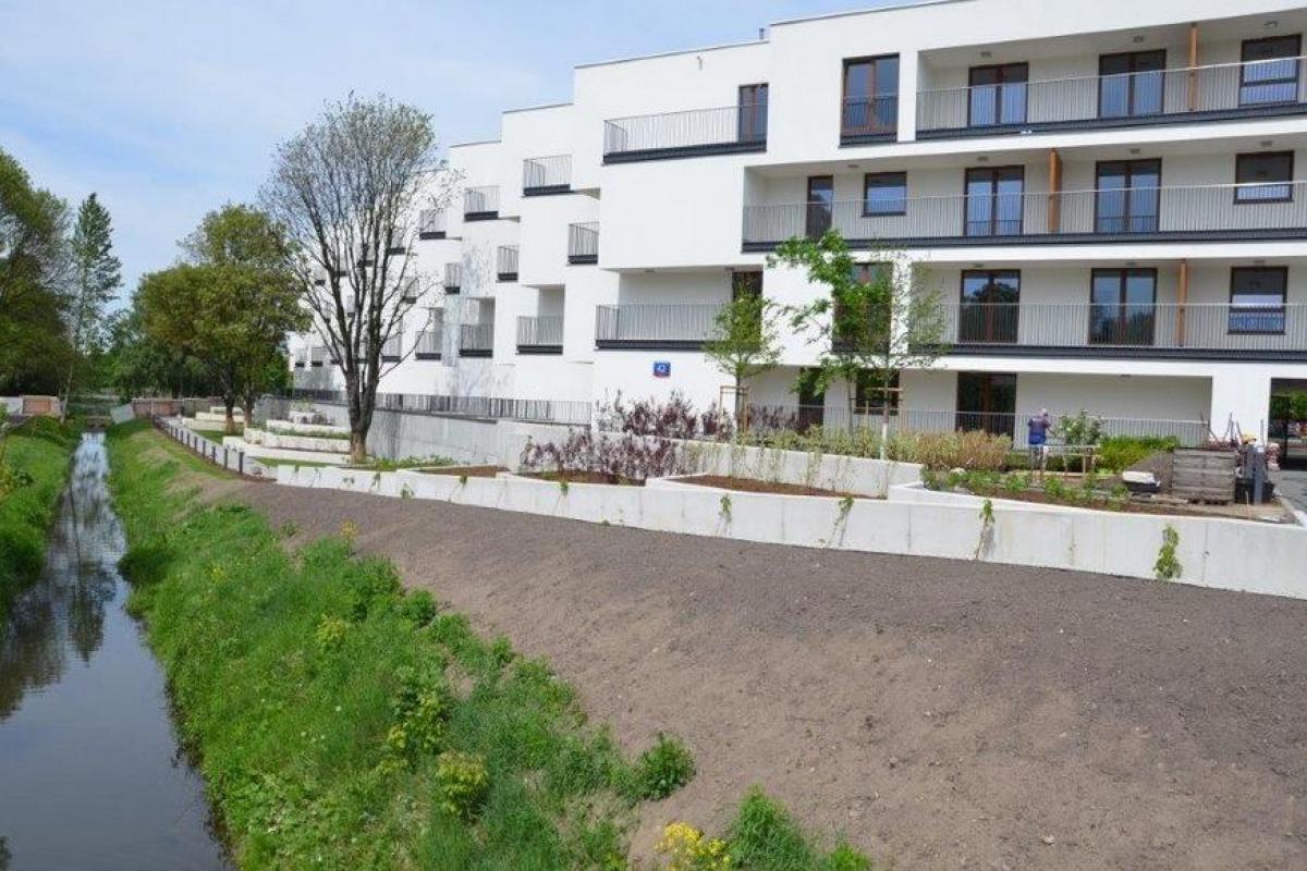 Apartamenty Saska nad Jeziorem - Warszawa, Gocław, ul. gen. Stanisława Skalskiego, Dom Development S.A. - zdjęcie 3