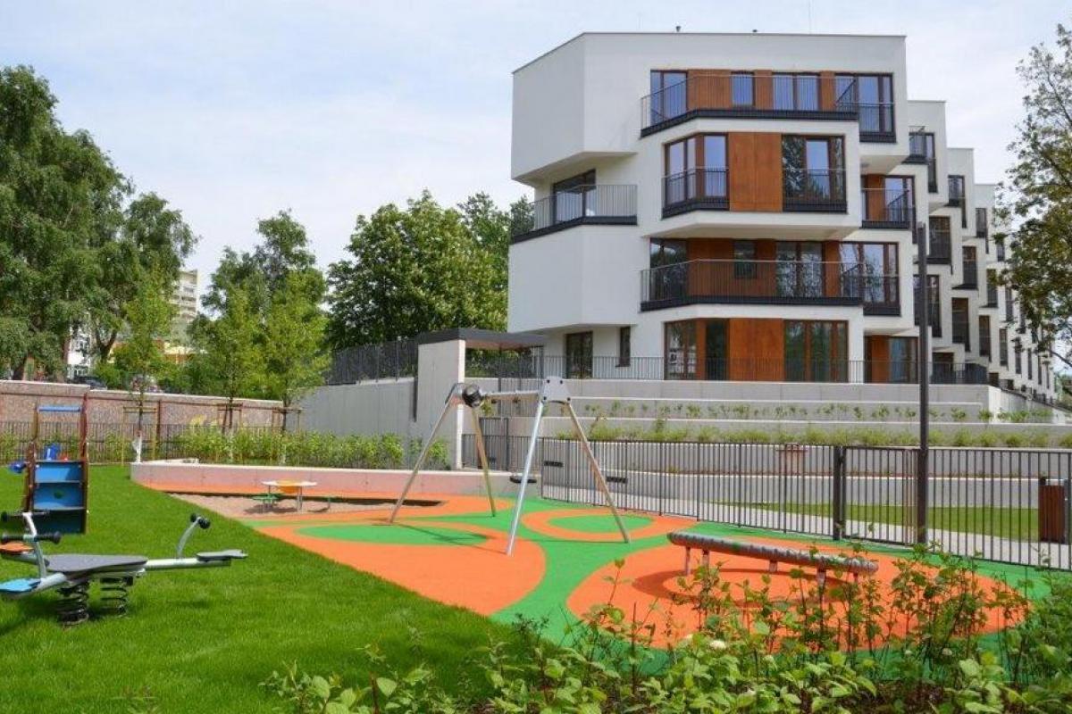 Apartamenty Saska nad Jeziorem - Warszawa, Gocław, ul. gen. Stanisława Skalskiego, Dom Development S.A. - zdjęcie 1
