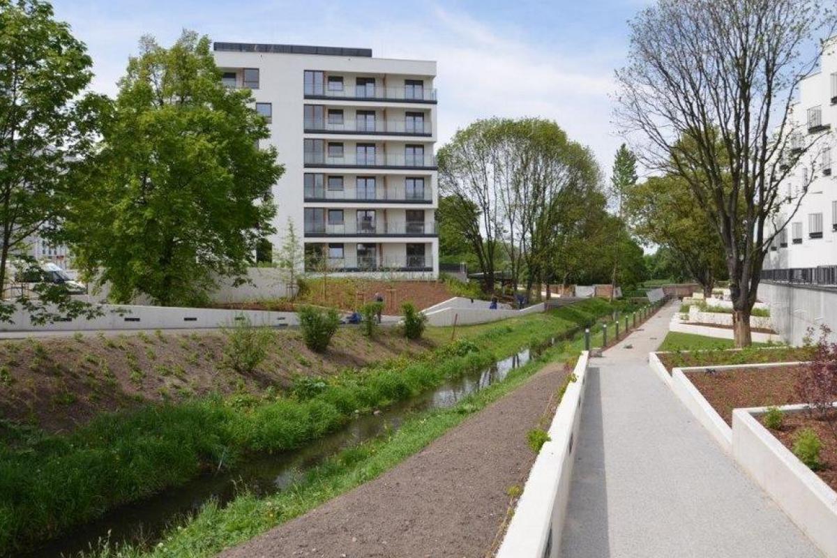 Apartamenty Saska nad Jeziorem - Warszawa, Gocław, ul. gen. Stanisława Skalskiego, Dom Development S.A. - zdjęcie 4