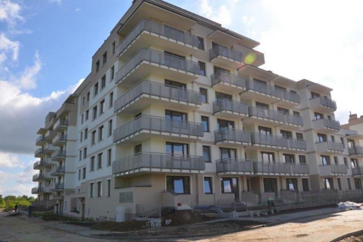 Osiedle Palladium - Warszawa, Nowodwory, ul. Winorośli, Dom Development S.A. - zdjęcie 1