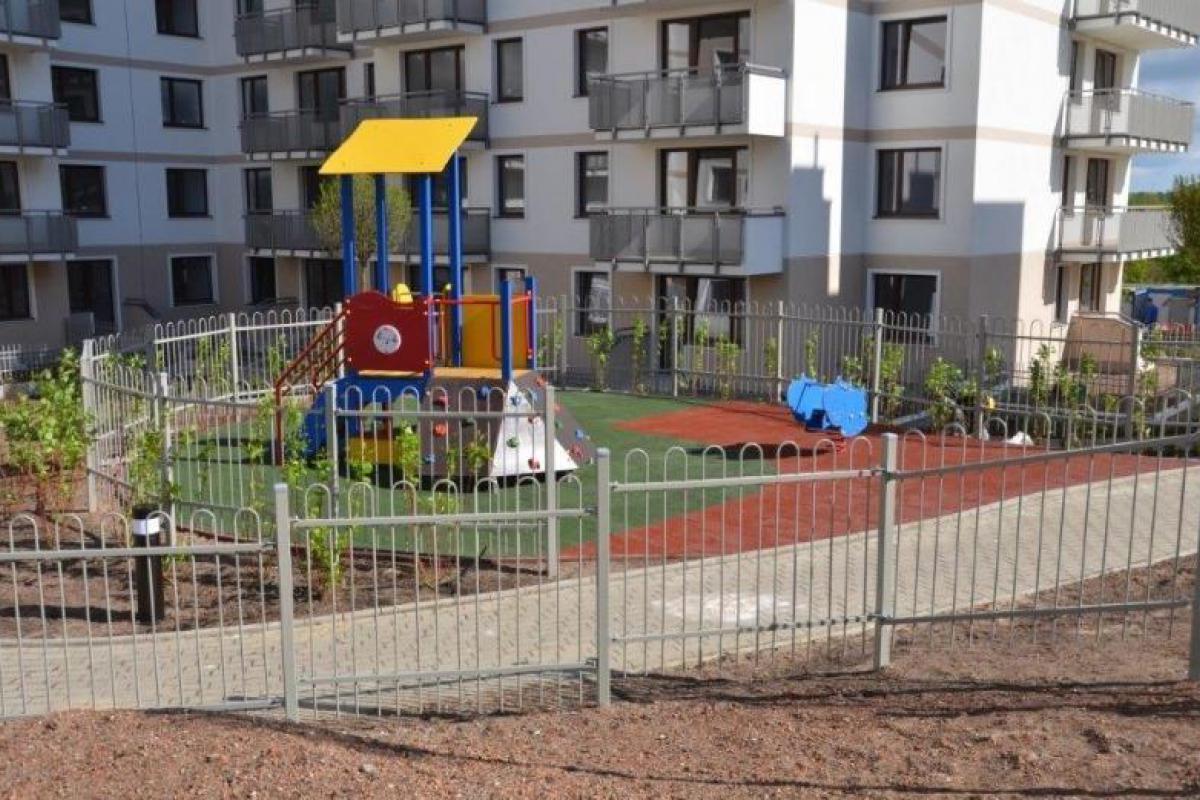 Osiedle Palladium - Warszawa, Nowodwory, ul. Winorośli, Dom Development S.A. - zdjęcie 2