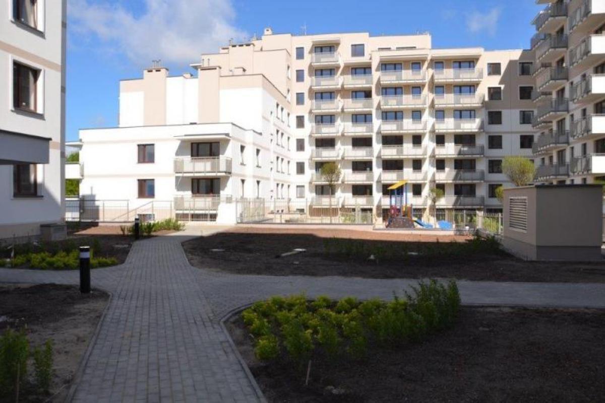 Osiedle Palladium - Warszawa, Nowodwory, ul. Winorośli, Dom Development S.A. - zdjęcie 3