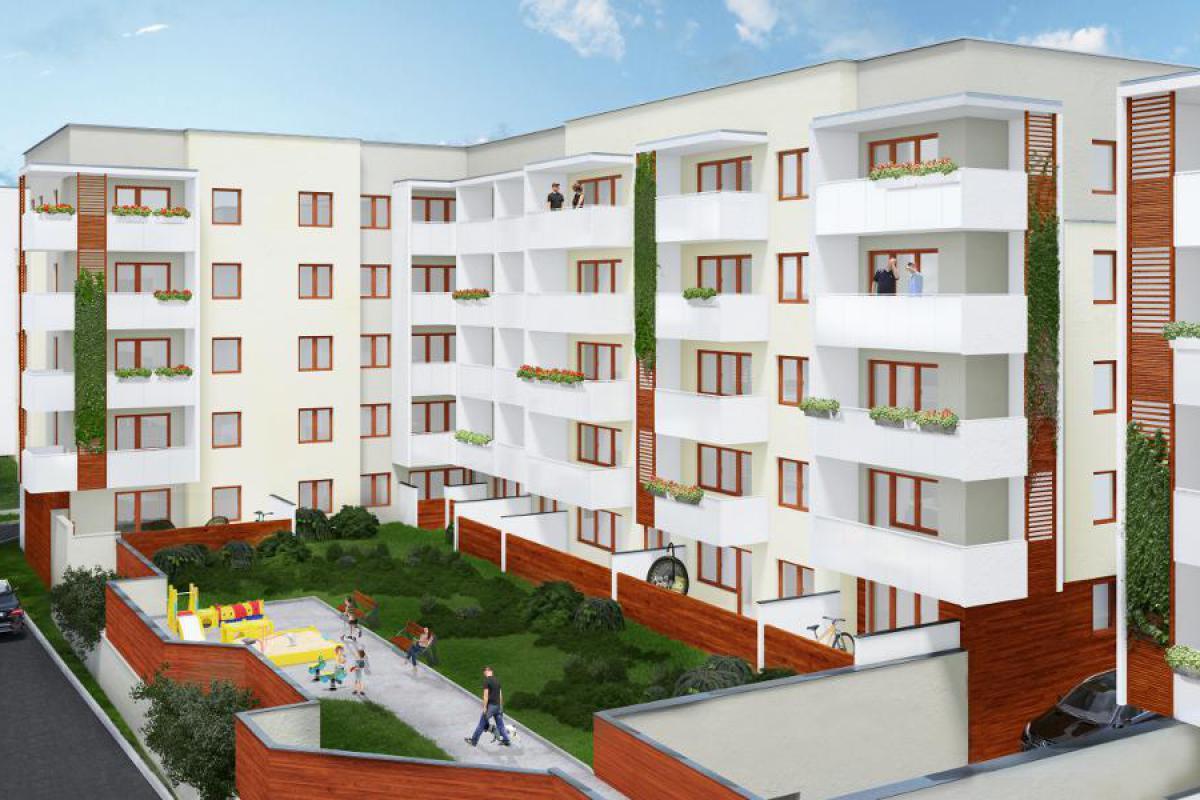 Osiedle przy Jacewskiej - Inowrocław, ul. Jacewska, Instalbud Sp. z o.o.  - zdjęcie 1