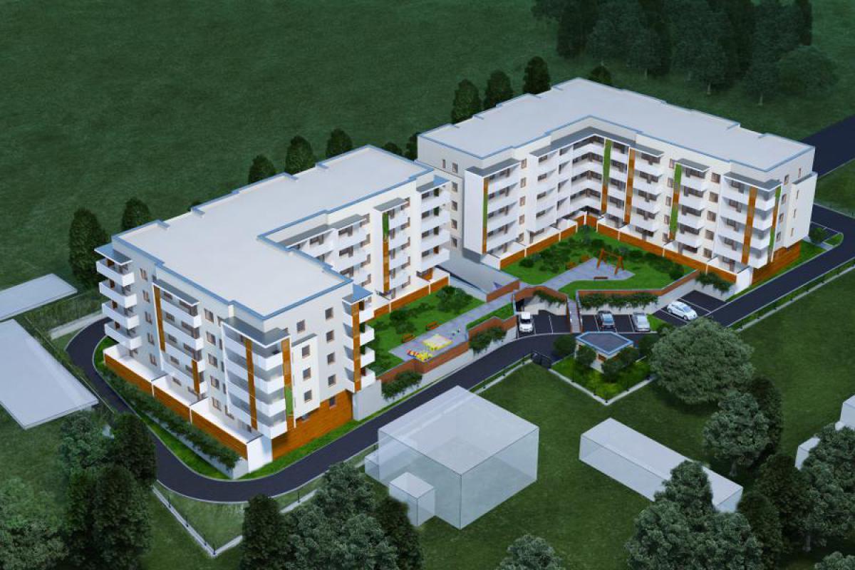 Osiedle przy Jacewskiej - Inowrocław, ul. Jacewska, Instalbud Sp. z o.o.  - zdjęcie 2
