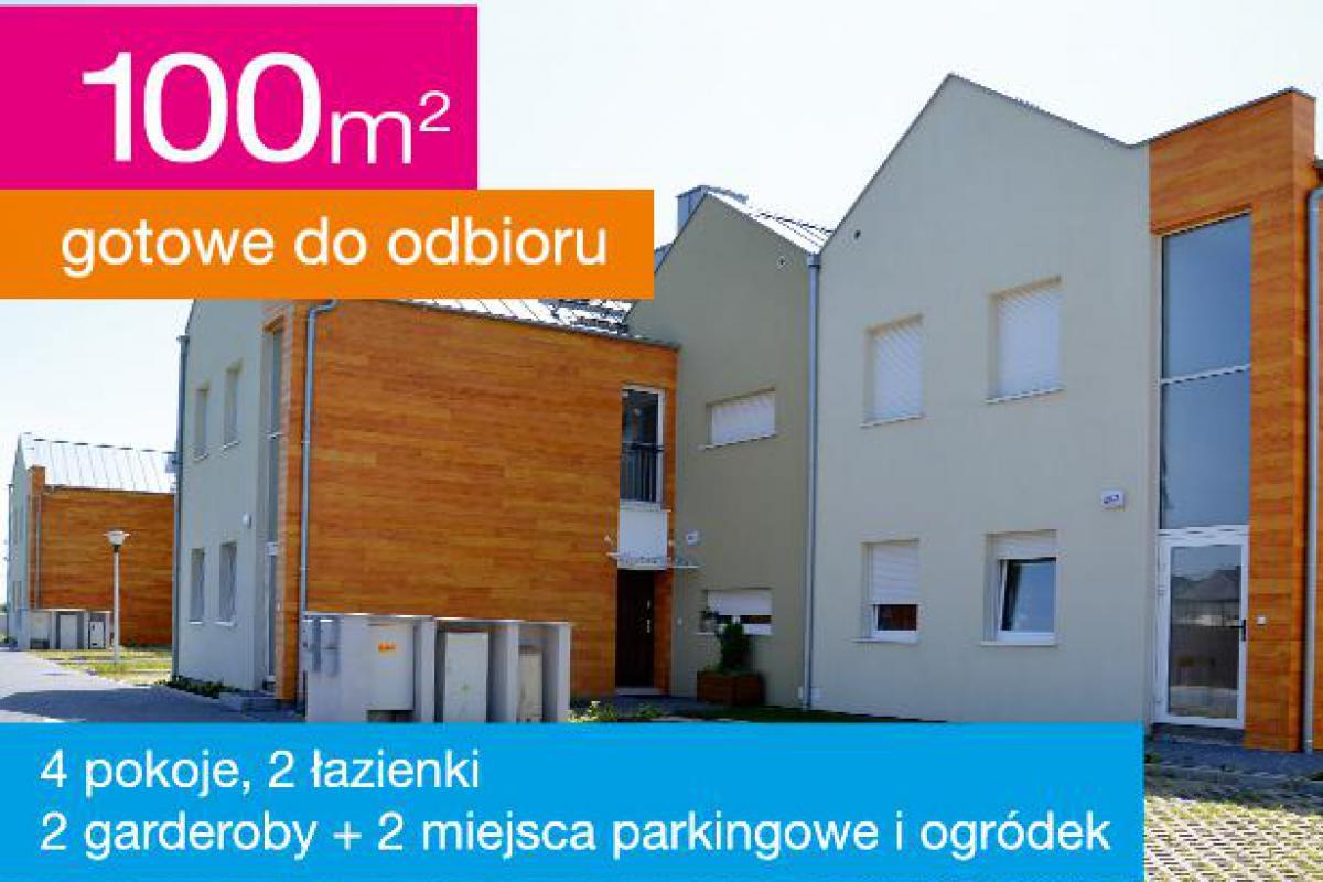 Villa Cascada mieszkania w Plewiskach 100m2 = 4 pokoje, 2 łazienki, 2 garderoby  - inwestycja wyprzedana - Plewiska, ul. Poranna 14-20, Twoje M  - zdjęcie 1