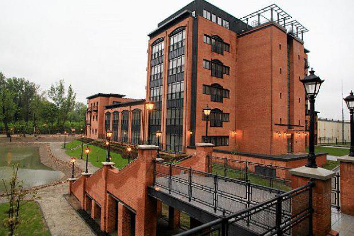U Scheiblera - Łódź, ul. Tymienieckiego 25, Opal Property Developments S.A. - zdjęcie 2