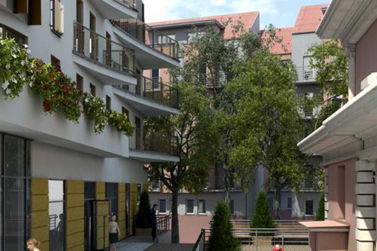Casa Verona - Poznań, Stare Miasto - Osiedle, ul. Garbary , ART-BUD Sp. z o.o. - zdjęcie 2