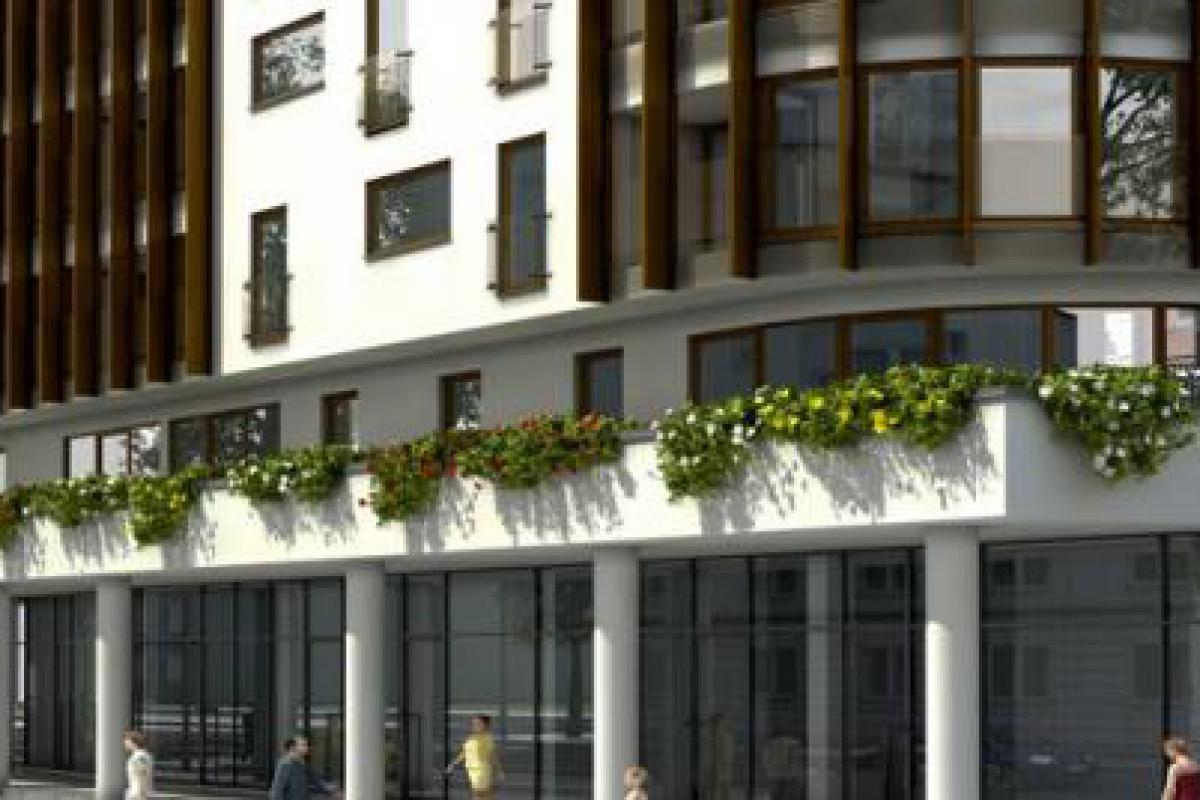 Casa Verona - Poznań, Stare Miasto - Osiedle, ul. Garbary , ART-BUD Sp. z o.o. - zdjęcie 1