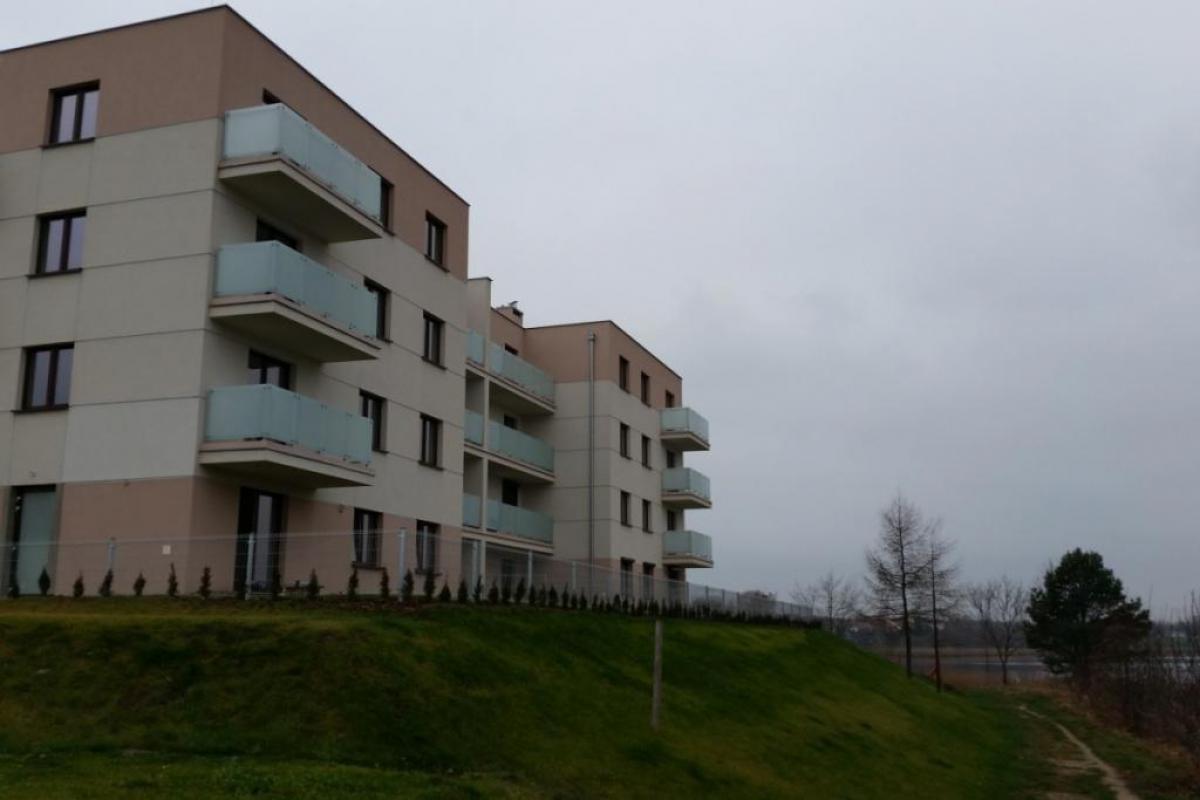 Budynek przy samym zalewie - Śrem, ul. Makuszyńskiego 4b, Everest Development - zdjęcie 5