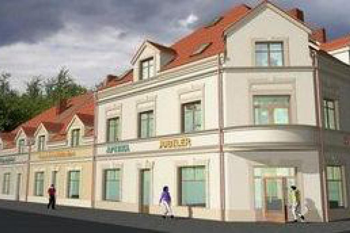 Kaźmierz. Mieszkania i lokale w Kamienicy przy Rynku - Kaźmierz, ul. Rynek 8, Gephouse Sp. z o.o. Sp.k. - zdjęcie 1