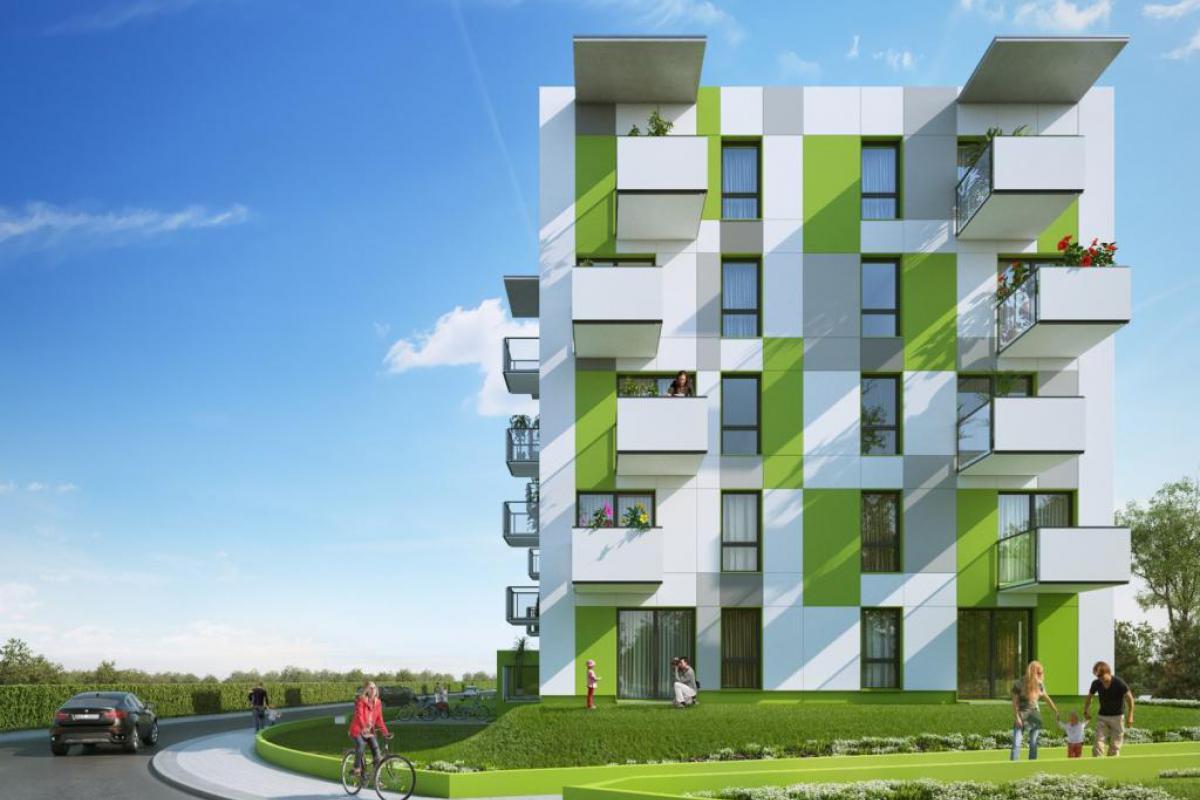 Accent Vert - Warszawa, ul. Batalionów Chłopskich 77, Bouygues Immobilier Polska Sp. z o.o. - zdjęcie 2