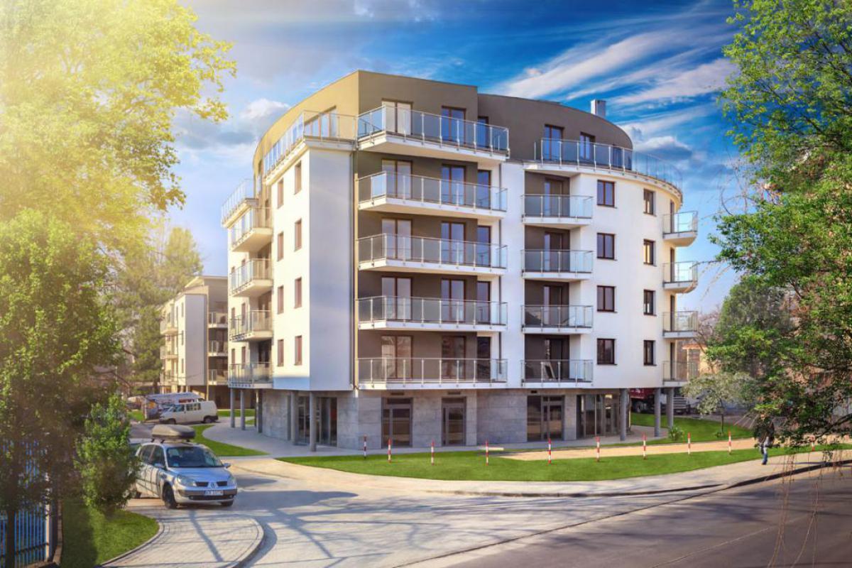 Apartamenty Na Olszy - Kraków, Olsza, ul. Henryka Wieniawskiego 66, Grupa TK - zdjęcie 1