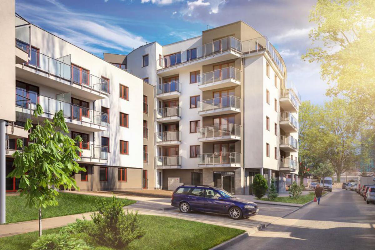 Apartamenty Na Olszy - Kraków, Olsza, ul. Henryka Wieniawskiego 66, Grupa TK - zdjęcie 3