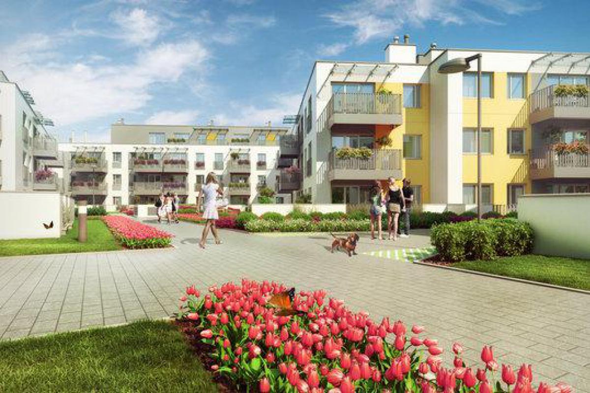 Aleja Piastów - Wrocław, Oporów, Al. Piastów 2, Dom Development S.A. - zdjęcie 2