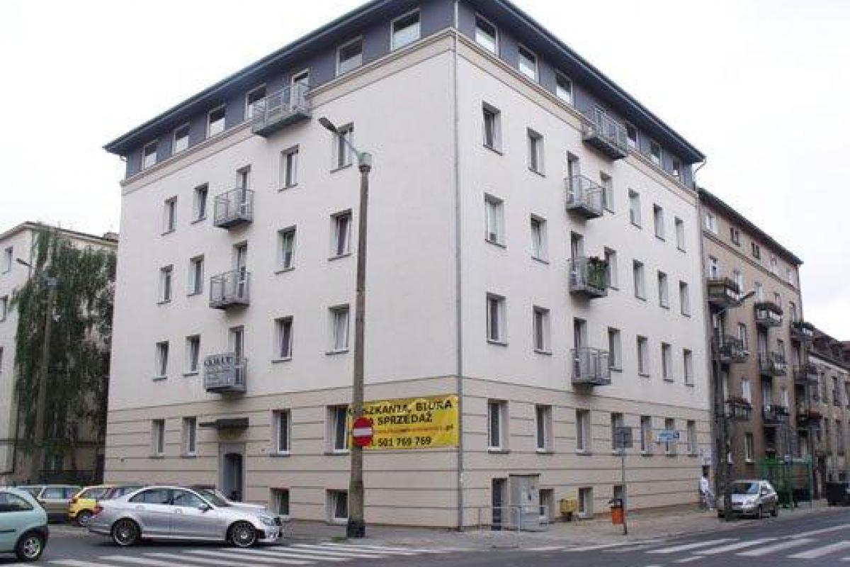 Sczanieckiej 6 - Poznań, Stary Grunwald, ul. Sczanieckiej 6, Eurobudma  - zdjęcie 1