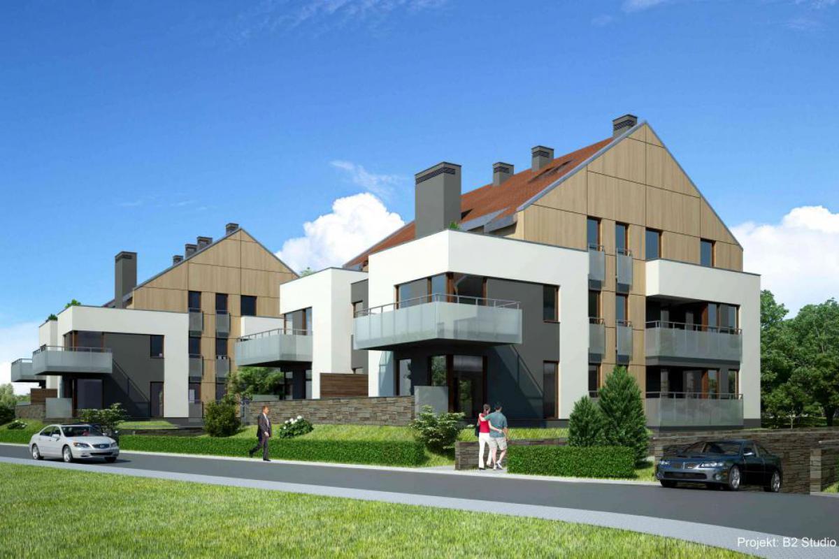 Apartamenty Agrestowa - Kraków, Wola Justowska, ul. Agrestowa, Modern Living Development Sp. z o.o. - zdjęcie 1