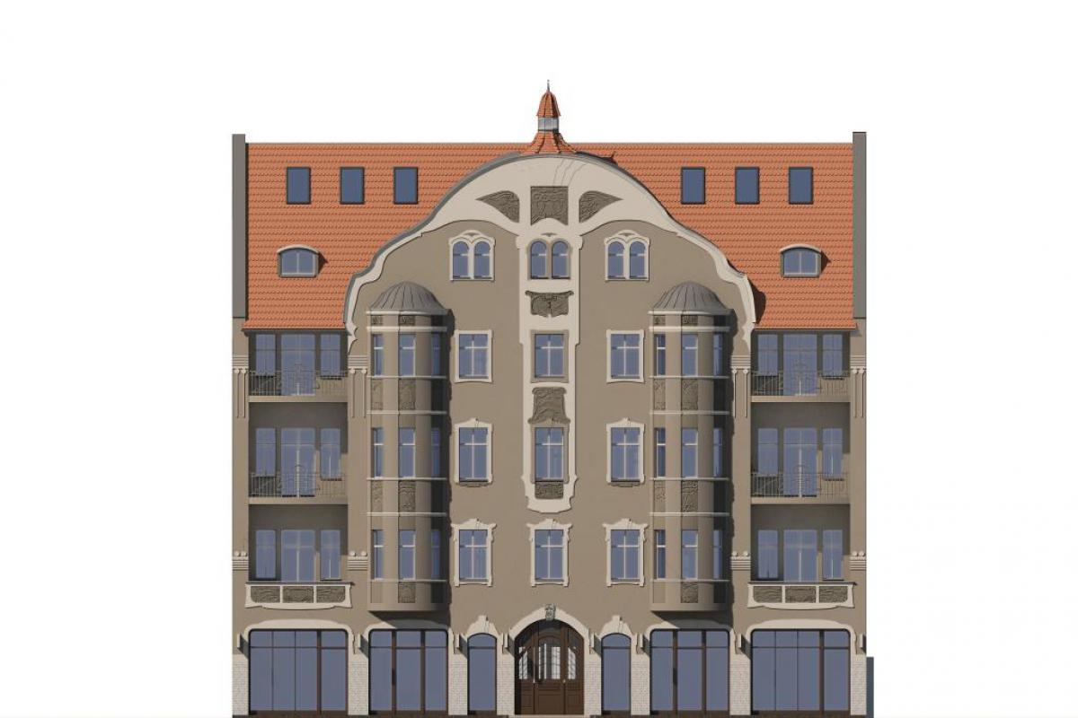 Dąbrowskiego 33 - Poznań, Jeżyce - Osiedle, ul. Dąbrowskiego 33, Apartamenty z Duszą - zdjęcie 5