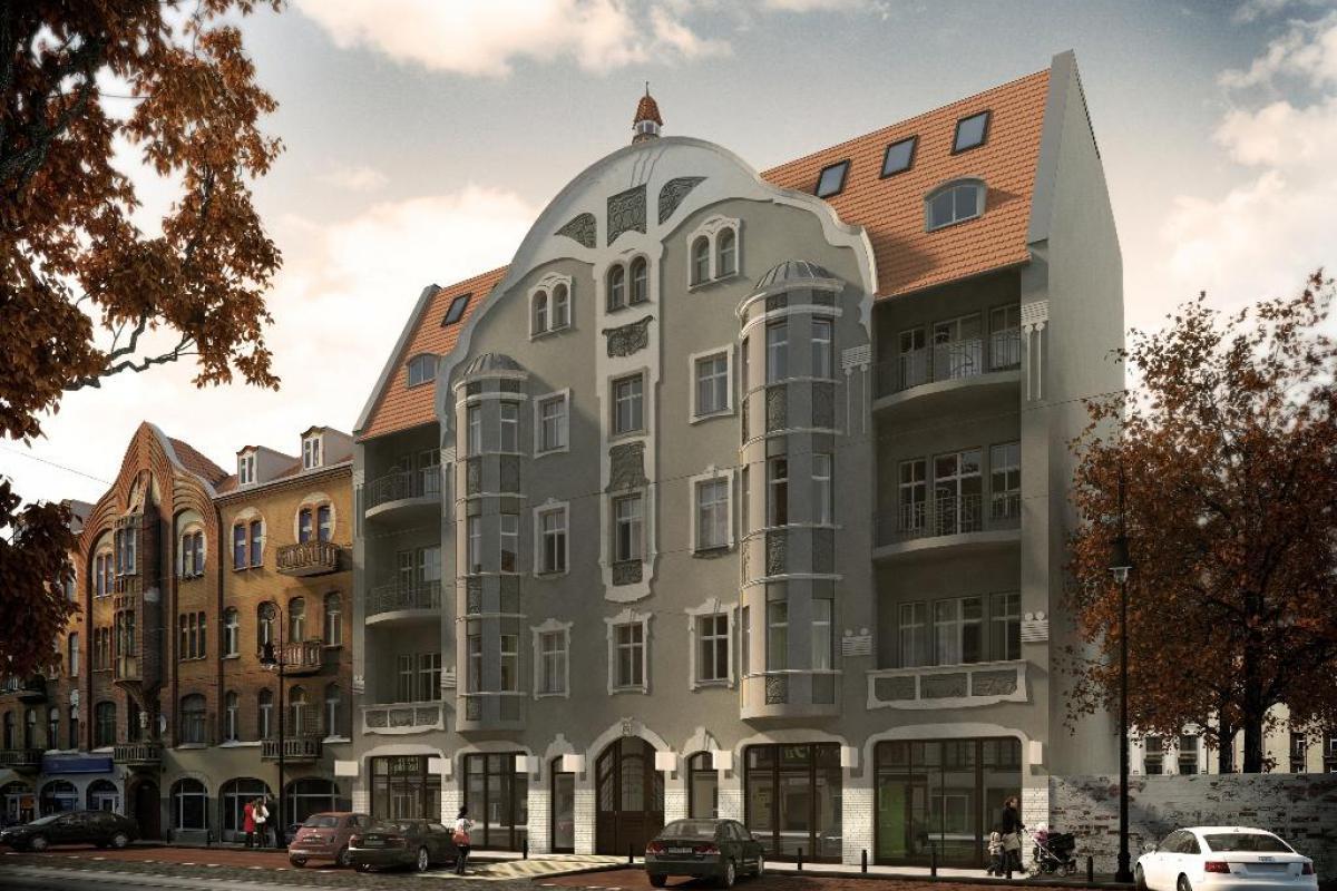 Dąbrowskiego 33 - Poznań, Jeżyce - Osiedle, ul. Dąbrowskiego 33, Apartamenty z Duszą - zdjęcie 1