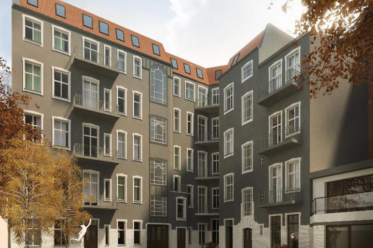 Dąbrowskiego 33 - Poznań, Jeżyce - Osiedle, ul. Dąbrowskiego 33, Apartamenty z Duszą - zdjęcie 3