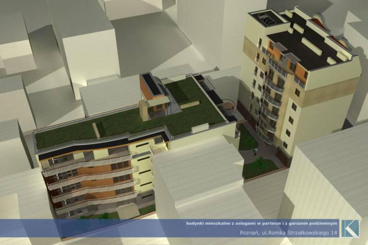 Strzałkowskiego 14 - Poznań, Jeżyce - Osiedle, ul. Strzałkowskiego 14, Apartamenty z Duszą - zdjęcie 5