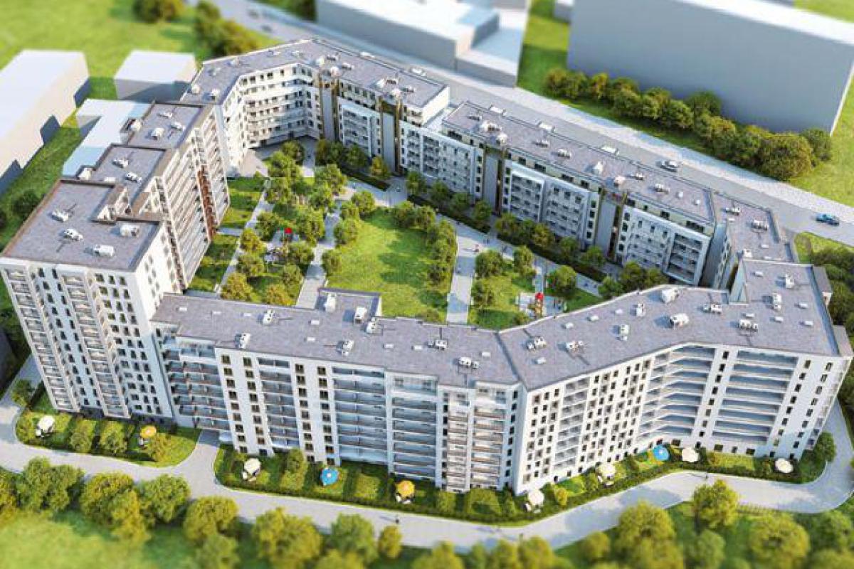 City Park - inwestycja wyprzedana - Łódź, Śródmieście, ul. Żeligowskiego 43, Polnord S.A. - zdjęcie 7