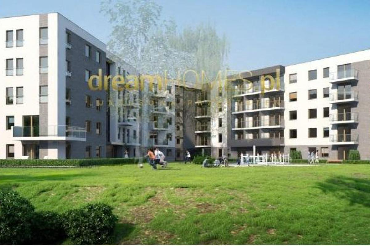 Apartamenty Gdynia Redłowo - Gdynia, Redłowo, ul.Cylkowskiego/Powstania Wielkopolskiego., dreamHOMES.pl - zdjęcie 1